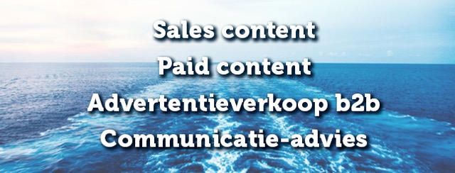 Sales content Smeele Communications