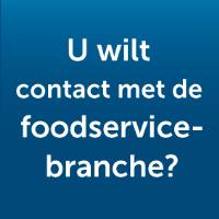 U wilt contact met de foodservice branche?
