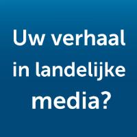 Uw verhaal in de landelijke media?