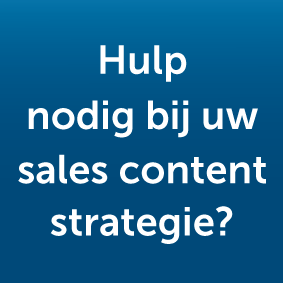sales-content-strategie