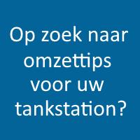 Omzettips voor uw tankstation